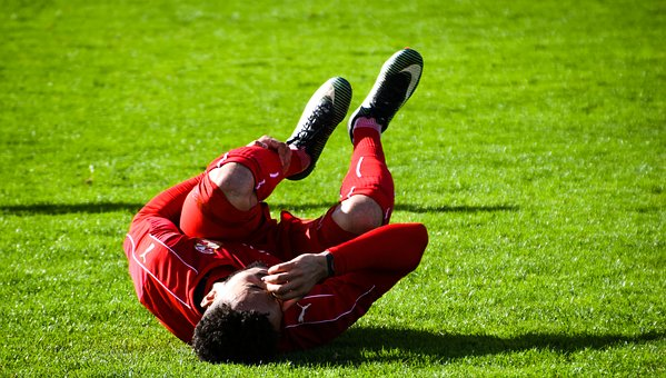 Continue training with an injury?
